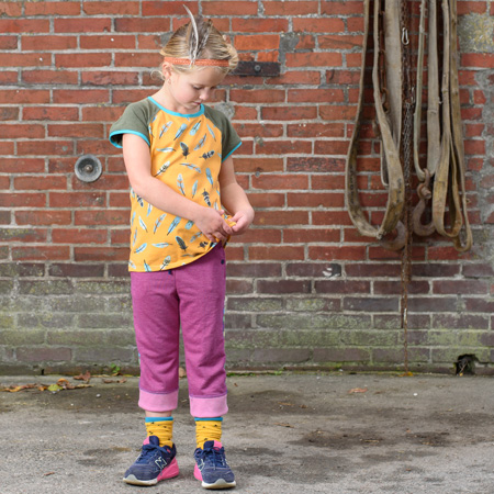 Driekwart broek from Dress en Les
