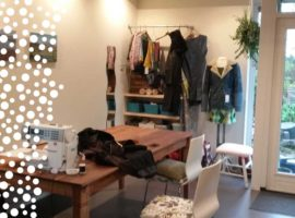 atelier Dress en Les